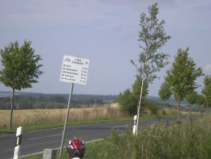 Noch 13 Kilometer bis Rerik