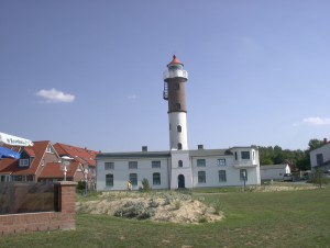 Leuchtturm auf Poel