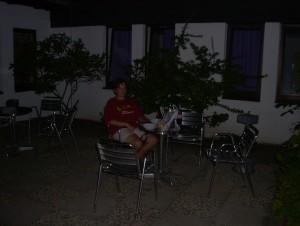 Abend in der JH Bad Oldesloe