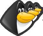Logo der Ägyptischen Linux User Group